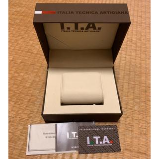 アイティーエー(I.T.A.)のI.T.A 箱(腕時計(アナログ))