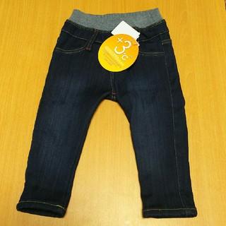 シマムラ(しまむら)の新品 タグ付き☆ベビー パンツ 80☆ベビー 長ズボン(パンツ)