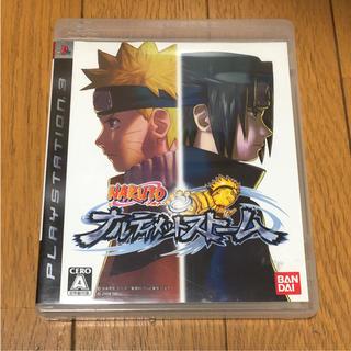 バンダイ(BANDAI)のPS3 NARUTOナルティメットストーム(家庭用ゲームソフト)