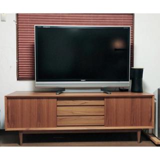 ハーマンミラー(Herman Miller)のsacworks チーク材のテレビボード 21万円 送料込み(リビング収納)