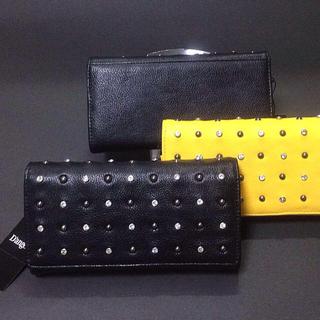 ディアブロ(Diavlo)の新品 スタッズストーンウォレット/長財布(財布)