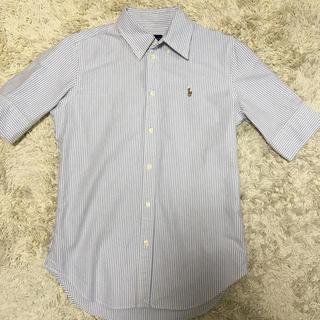 ポロラルフローレン(POLO RALPH LAUREN)のポロ ラルフローレン ポロシャツ ストライプ(ポロシャツ)
