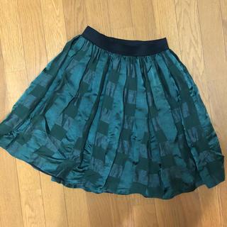 フィグロンドン(fig London)のfig London サンプル品 チュールスカート(ひざ丈スカート)