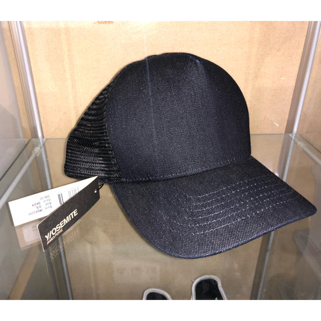 77ae2f35a73 JAMES PERSE - JAMES PERSE DENIM TRUCKER HATの通販 by RYO s shop ...