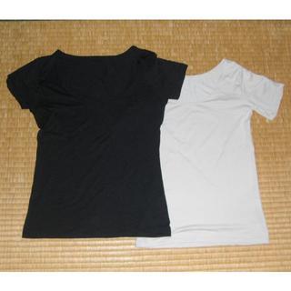 シマムラ(しまむら)のしまむら GU 汗取りインナー 冷感接触 クール M(Tシャツ(半袖/袖なし))
