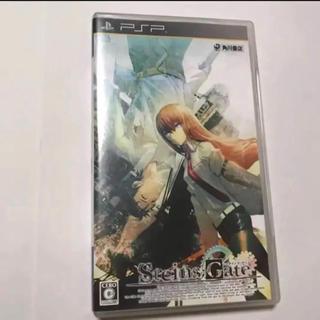 プレイステーションポータブル(PlayStation Portable)のPspソフト STEINS;GATE(携帯用ゲームソフト)