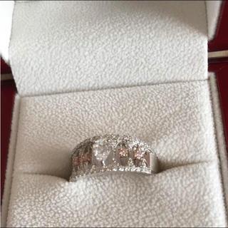 Dカラー ダイヤモンドリング(リング(指輪))