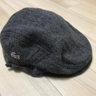 ラコステ(LACOSTE)のLACOSTE ハンチング(ハンチング/ベレー帽)