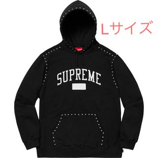 シュプリーム(Supreme)のStudded Hooded Sweatshirt(パーカー)