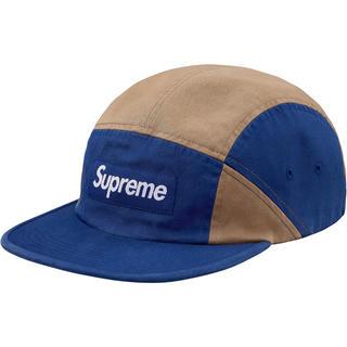シュプリーム(Supreme)のContrast Panel Camp Cap(キャップ)