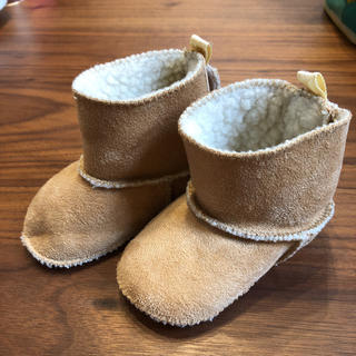 ベビーギャップ(babyGAP)のbaby GAG ムートンブーツ 11cm(ブーツ)