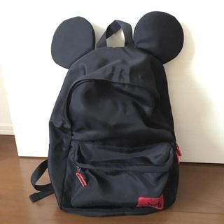 Disney - ディズニーの耳付きリュック
