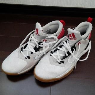 アディダス(adidas)のアディダス シューズ 28cm 使用感あり(バスケットボール)