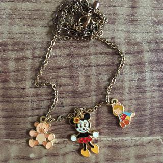 ディズニー(Disney)のディズニー☆ネックレス(ネックレス)