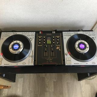 Technics DZ-1200×2  SH-EX1200 DJセット(CDJ)