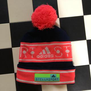 アディダス(adidas)のアディダス ニットキャップ(ニット帽/ビーニー)
