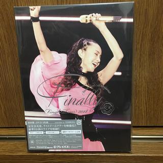 安室奈美恵 Finally 初回限定盤 DVD5枚組 福岡ドーム(ミュージック)