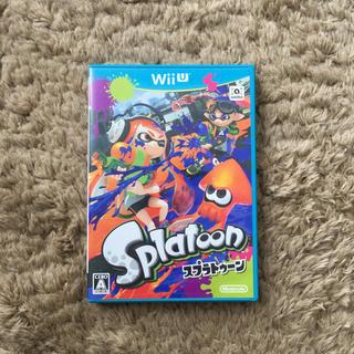 ウィーユー(Wii U)のスプラトゥーン  Wii  U(家庭用ゲームソフト)