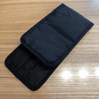 ムジルシリョウヒン(MUJI (無印良品))の価格改定☆未使用品 無印良品 携帯用 メイクブラシケース(コフレ/メイクアップセット)