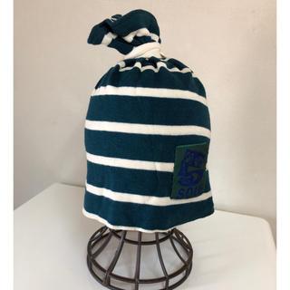 トリプルファイブソウル(555SOUL)のジャージ帽子 FIVE SOUL(ニット帽/ビーニー)