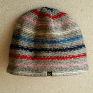 エーグル(AIGLE)のAIGLE  ニット帽🎵(ニット帽/ビーニー)