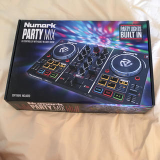 パイオニア(Pioneer)の【値下げ】party mix Numark(DJコントローラー)