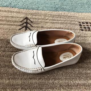 クラークス(Clarks)のドライビングシューズ(ローファー/革靴)