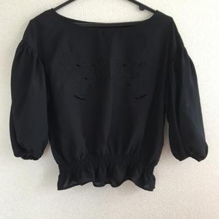 ジーユー(GU)の七分袖シャツ(Tシャツ(長袖/七分))