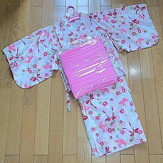 サンリオ(サンリオ)のマイメロディ サンドレス浴衣(甚平/浴衣)