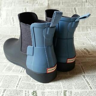 ハンター(HUNTER)のお値下げしました☆ハンター オリジナルリファインド チェルシー(レインブーツ/長靴)