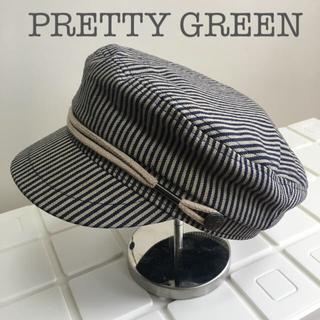 PRETTY GREEN キャスケット (キャスケット)