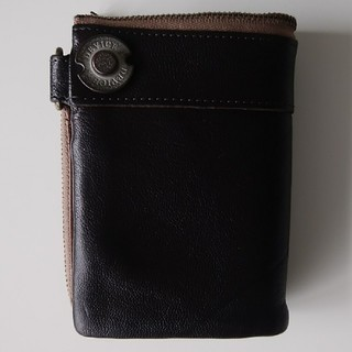 ディバイス(device.)の&様専用★DEVICE(ディバイス)二つ折り財布 ダークブラウン(折り財布)