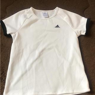 アディダス(adidas)のadidas (Tシャツ(半袖/袖なし))