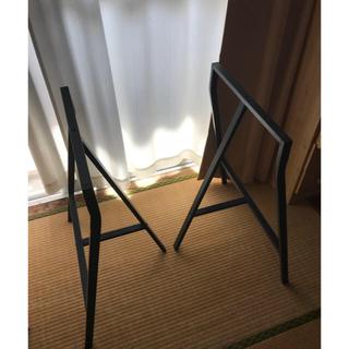 イケア(IKEA)のIKEA テーブル 脚  2脚 (その他)