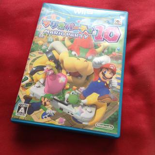 ウィーユー(Wii U)のマリオパーティ10 wiiu ソフト(家庭用ゲームソフト)