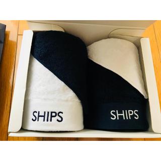 シップス(SHIPS)のSHIPSタオルセット(タオル/バス用品)