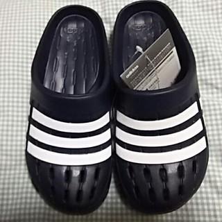 アディダス(adidas)の【新品未使用】adidas クロッグサンダル(サンダル)