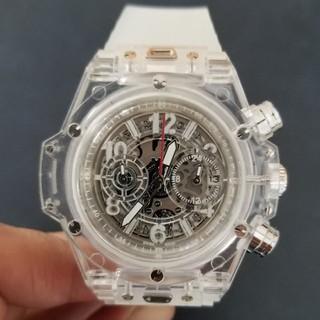 ウブロ(HUBLOT)のHUBLOTウニコ風スケルトン時計(腕時計(アナログ))