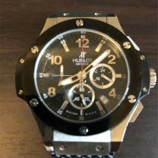ウブロ(HUBLOT)のHUBLOT ウブロ ビッグバン モデル レッドゴールド 44mm(腕時計(アナログ))