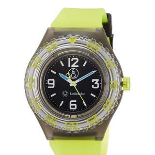 シチズン(CITIZEN)の新品未使用 キューアンドキュー スマイルソーラーQ&Q SmileSolar (腕時計(アナログ))