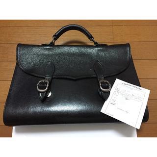 クロムハーツ(Chrome Hearts)のクロムハーツ ビジネスバッグ 正規店購入 インボイス有(ビジネスバッグ)