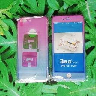 アイ(i)のiPhone7Plus カバー??? 2個セット(iPhoneケース)
