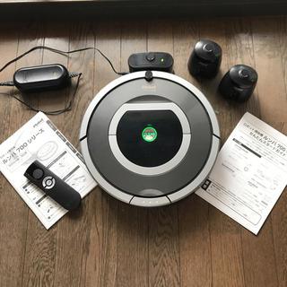 アイロボット(iRobot)のあんちょび様ご専用  ルンバ780 動作確認済み(掃除機)