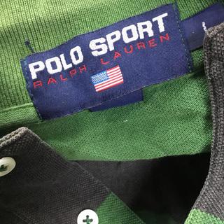 ポロラルフローレン(POLO RALPH LAUREN)のラルフローレン ポロスポーツ ラガーシャツ (ポロシャツ)