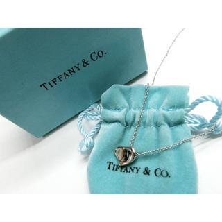 ティファニー(Tiffany & Co.)のあず様専用 ティファニー シルバー 925 ネックレス ハート ②④(ネックレス)