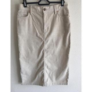 ムジルシリョウヒン(MUJI (無印良品))の無印良品 コードュロイ スカート(ひざ丈スカート)