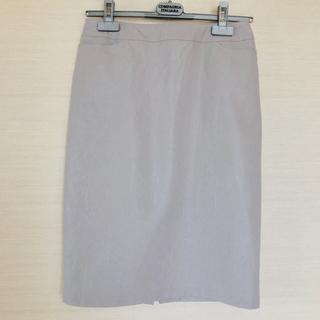 エストネーション(ESTNATION)の【ESTNATION】エストネーション  スカート  40 フェイクレザー(ひざ丈スカート)