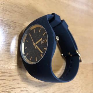 アイスウォッチ(ice watch)のICE Glitter【美品】(腕時計)