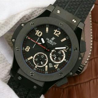 ウブロ(HUBLOT)のウブロ HUBLOT ビッグバン スティール ダイヤモンド メンズ 腕時計(腕時計(アナログ))