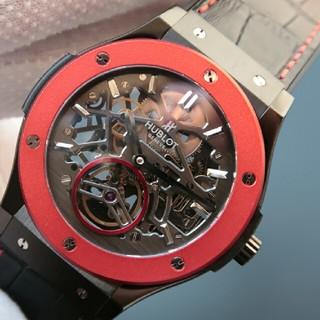 ウブロ(HUBLOT)のHUBLOT ウブロ 自動巻き  腕時計(腕時計(アナログ))